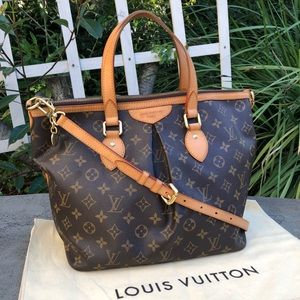 💯Auth. LV Palermo PM *W/STRAP & DUST BAG* ❤️Nice!